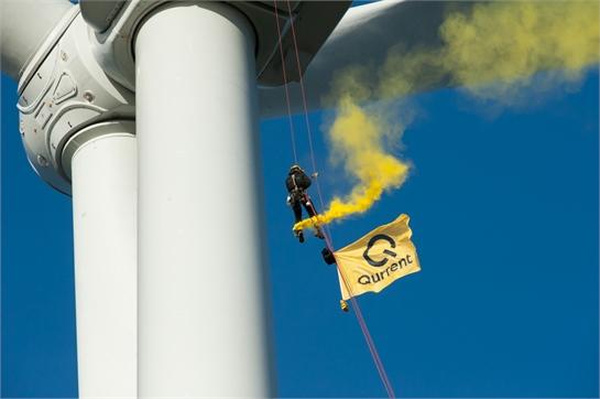 Qurrent Hellegatsplein Windpark